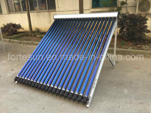 Heatpipe Split High Pressure Solar Thermal Heating Collector pictures & photos