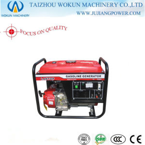 Lantop Gasoline Generator (WK4800) with Ce and Soncap Certificate pictures & photos