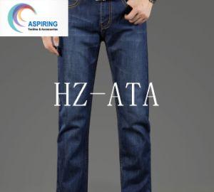 13.5oz Cotton Denim Jeans Fabric, Denim Fabric for Jeans pictures & photos