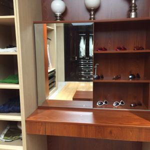 Welbom Classical Environment Friendly Design Wood Wardrobe pictures & photos