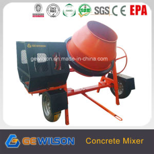 350L Cement Mixer with Diesel Engine pictures & photos