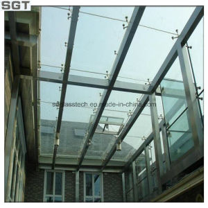 6.38-20.38mm Toughened Sgp/PVB Laminated Stair Glass Safety Glass pictures & photos