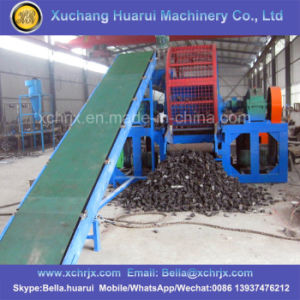 Vehicles Tyres Recycle Machine Scrap Tyre Shredding Machine pictures & photos