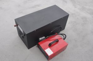 36V 200 Ah Engine Battery Pack with BMS and 50A Charger pictures & photos