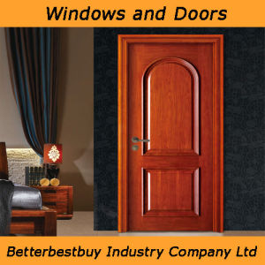 Customized Size Solid Wood Door pictures & photos