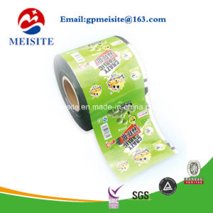 Pop Corn OEM Sachet Food Packaging Plastic Roll Film, Packaging Film