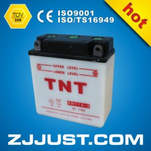 Motorcycle Battery, 6n4b-2A TNT Lead Acid Battery pictures & photos
