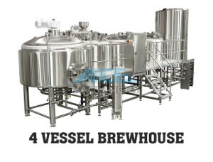 Stainless Steel Mash Tun, Beer Brewery Equipment for Pub Restaurant (ACE-THG-6K) pictures & photos