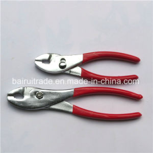 8 Inch China Cheap Slip Joint Plier with PVC Handle pictures & photos