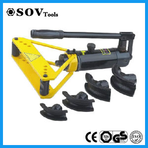 Portable Integrated Hydraulic Pipe Bender for Construction (SV15PZ) pictures & photos
