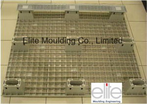 Pallet- Upper Side ABS Plastic Injection Parts and Moulds pictures & photos