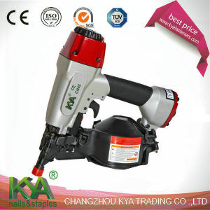 Cn45 Pneumatic Roofing Coil Nailer pictures & photos