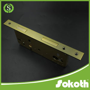 8550 Magnetic Mortise Lock (lock body) pictures & photos
