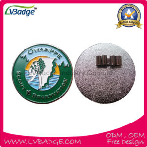 Promotion Metal Lapel Pin Button Badge with Safety Pin pictures & photos