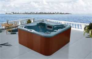 Fashione and Modern Masssage Whirlpool Hot Tub (M-3308) pictures & photos