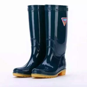 High Quality Industrial PVC Rain Work Safety Boots pictures & photos