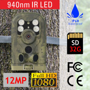 Infrared Hunting Camera Waterproof with Laser Light