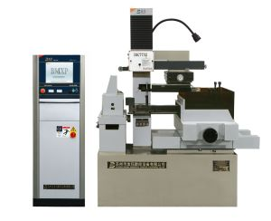 CNC Wire Cutting EDM Machine with High Precision Dk7732D pictures & photos