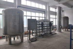 6000L/H Borehole Water Treatment System pictures & photos
