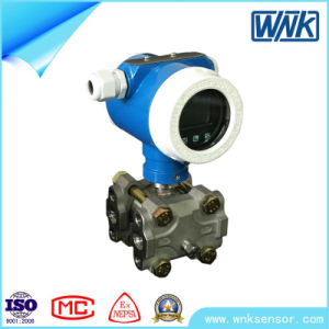 Industrial Smart High Accuracy Differential Pressure Transmitter pictures & photos