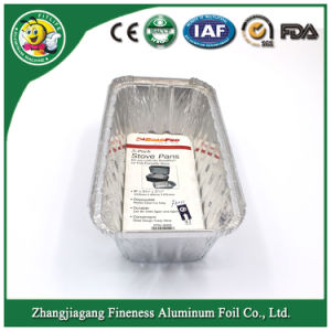 Best Selling Pollution Free Factory Stock Full Sizes Aluminium Material and Food Use Disposable Aluminium Foil Container pictures & photos