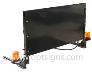 High Quality Truck Mounted Rooftop LED Flashing Arrow Boards pictures & photos