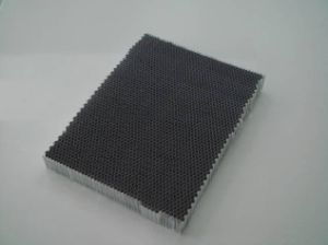 Black Aluminum Honeycomb Core Marine Honeycomb Core pictures & photos