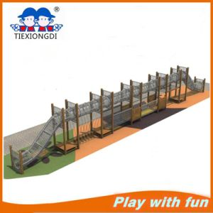 Wooden Playground Equipment Outdoor Playground Equipment for Sale pictures & photos