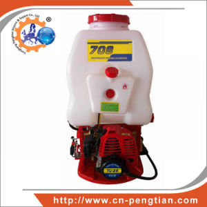 High Quality 708 Backpack Power Sprayer Manual Sprayer pictures & photos