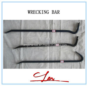 Carbon Steel Hight Quality Wrecking Bar pictures & photos