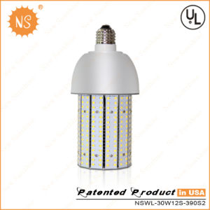 VDE TUV Listed E27 30W LED Post Top Lamp pictures & photos