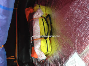 China Cheap Price 25 Man Capacity Solas Pack a Liferaft pictures & photos