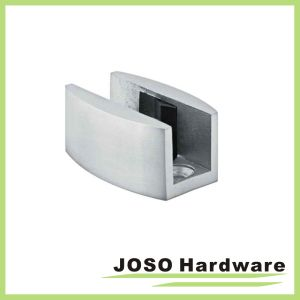 Glass Door Fitting Stainless Steel Pipe Clip for Office (EA006) pictures & photos