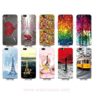 Lowest MOQ Customized Logo Ultra Slim Painting Cell Phone Case pictures & photos