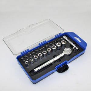 Multi Fuctional Socket Set and Driver Bits Hand Tool Set pictures & photos