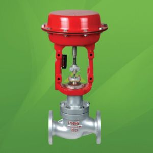 CV3000 Top Guided Single Seat Pneumatic Pressure Regulating Valve (ZJHP) pictures & photos