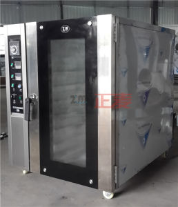 Fan Forced Gas Powered Hot Air Convection Oven with Steam 220V (ZMR-8M) pictures & photos