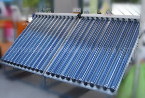 Heatpipe High Pressure Solar Water Heating System pictures & photos