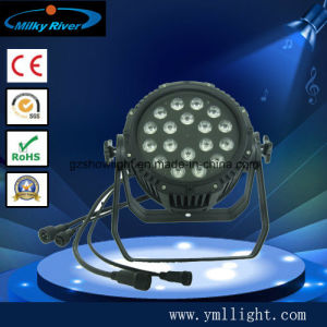 18PCS Indoor 4in1/5in1/6in1 LED Classic Multi PAR Light pictures & photos