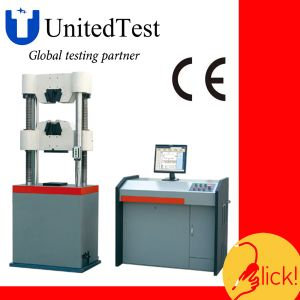 Hydraulic Tensile Testing Machine/Tensile Tester pictures & photos