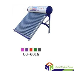 Compact Pressurized Solar Water Heater (UG-6018) pictures & photos