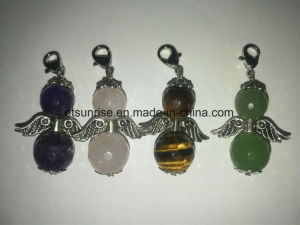 Natural Crystal Amethyst fashion Faceted Bead Jewelry Pendant pictures & photos