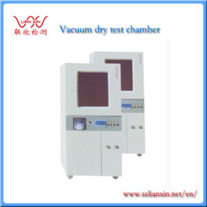 Laboratory Continuous Vacuum Drying Vacuum Chamber pictures & photos