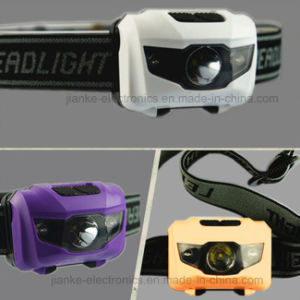 Super Bright LED Headlight with Logo Printed (4000) pictures & photos