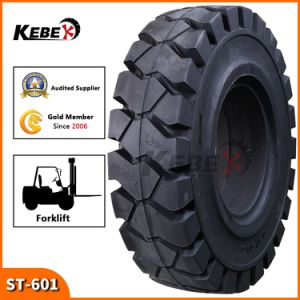 China Best Selling Solid Industrial Forklift Tyre pictures & photos