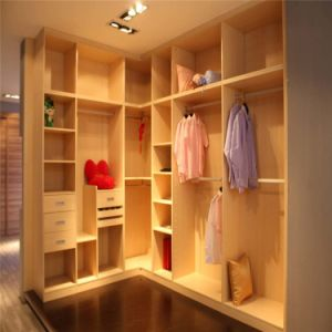 Modern Plywood Wardrobe Design pictures & photos