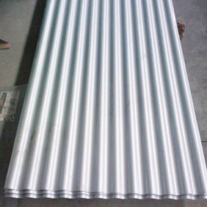 High Quality Galvalume Corrugated Sheet for Roofing