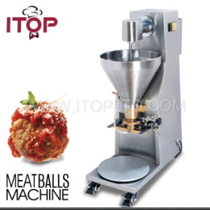 Commercial Stainless Steel Meatball Molding Machine/Meatball Forming Machine (IWJ-180) pictures & photos