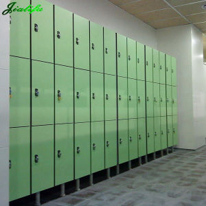 Jialifu Compact Laminate 3 Door School Locker pictures & photos