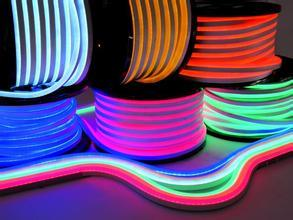 CE EMC LVD RoHS Two Years Warranty, LED RGB Neon Flex Rope Light--RGB Full Color Neon Sign (LSD) pictures & photos